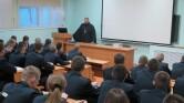 В день памяти великомученика Димитрия в институте МВД прошла духовная беседа