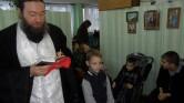 Посещение детей в Мстиславском развивающем центре в Михайлов день