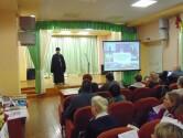 В Кричеве священник  принял участие в районном творческом фестивале среди людей с ограниченными возможностями