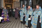 Архиепископ Софроний совершил молитвословие о всех  «во узах и темницах пребывающих»