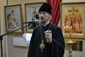 Выставка «Венценосная Семья. Путь Любви» начала свою работу в Борисовской епархии