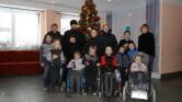 В Мстиславле с праздником Николая Чудотворца поздравили детей с ограниченными возможностями