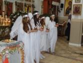 В храме Воскресения Христова  г.Кричева прошел детский Рождественский утренник