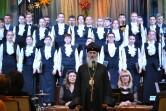 «Свет Рождественской звезды». В городском Доме культуры состоялся концерт, посвященный Рождеству Христову