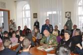 В Духовно-просветительском центре свт. Георгия (Конисского) состоялась встреча молодежи и ветеранов Афганской войны и