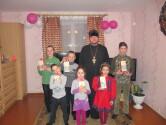 В Черикове с Рождеством поздравили воспитанников детского дома семейного типа