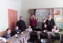 Благочинный Чаусского округа поздравил школьников с Рождеством Христовым