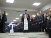 В Могилеве поздравили с Рождеством Христовым представителей силовых структур