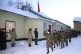 Благочинный Горецкого церковного округа посетил войсковую часть № 6713
