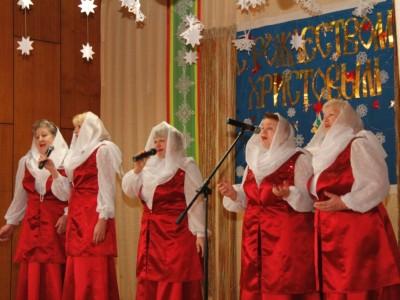Фестиваль «Рождественская звезда» прошел в агро-городке «Кадино»