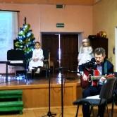 Рождественское представление в Дашковке