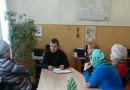 Прсветительская беседа с пожилыми людьми прошла в Краснопольскм центре социального обслуживания