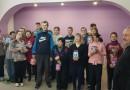 Настоятель и ученики воскресной школы Казанского храма  участвовали в празднике для людей с ограниченными возможностями