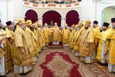 Архиепископ Софроний участвовал  в торжествах, посвященных180-летию Полоцкого церковного Собора 1839г.