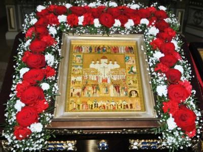 Память новомучеников и исповедников Церкви Русской  почтили в Могилеве