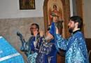 Архиерейское богослужение в праздник Сретения Господня
