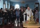В Черикове священник провел беседу с молодежью, посвященную  30-летию  вывода войск из Афганистана
