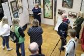 Выставка «Венценосная Семья. Путь Любви» продолжает просветительскую работу в городах Беларуси