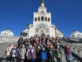 Ученики воскресной школы при Свято-Никольском  монастыре поклонились святыням Минска