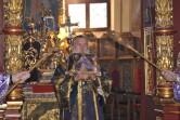 В день памяти свт. Григория Паламы архиепископ Софроний совершил Литургию в Никольском женском монастыре
