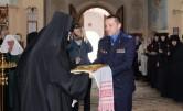 Украденную икону вернули в могилевский монастырь перед Пасхой