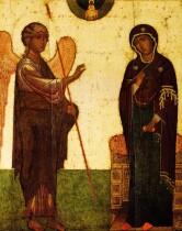 Святитель Григорий Палама. Омилия XIV. На Благовещение Пречистыя Владычицы нашея Богородицы и Приснодевы Марии