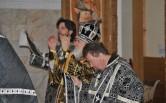 В четверг 5-й седмицы Великого поста архиепископ  Софроний совершил Литургию Преждеосвященных Даров в Спасском соборе