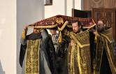 Богослужение в канун Великой субботы