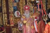 В понедельник Светлой седмицы архиепископ Софроний совершил  Литургию в Никольском женском монастыре
