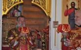 Архиепископ Софроний совершил Литургию в храме блаженной Матроны Московской