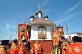 В Белыничах прошли торжества в честь иконы Божией Матери Белыничской