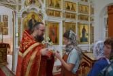 Окончание учебного года в воскресной школе храма Воскресения Христова в г. Кричеве