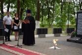 Митинг-реквием в  День всенародной памяти жертв Великой Отечественной войны прошел в Черикове