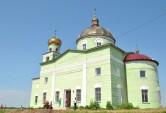 В Мстиславском районе освятили храм Вознесения Господня