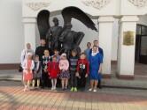Ученики воскресной школы чериковского храма Рождества Пресвятой Богородицы совершили паломничество в Минск
