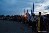Митинг-реквием, посвященный жертвам Великой Отечественной войны, прошел на Буйническом поле