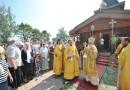 Престольный праздник Владимирского храма отметили в Могилевском районе