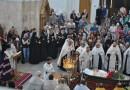 Архиепископ Софроний совершил чин отпевания новопреставленного протоиерея Иоанна Бугринца