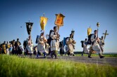 Крестный ход из Бреста в Полоцк совершается до 6 сентября