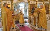 Архиерейское служение в Неделю 9-ю по Пятидесятнице