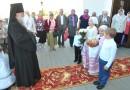 Престольный праздник в Спасо-Преображенском соборе г.Могилева