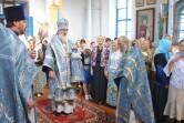 Архиерейское богослужение в праздник Успения Божией Матери