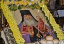 Канун дня памяти святителя Георгия Могилевского. Праздничное всенощное бдение в Никольском женском монастыре