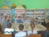 Просветительские беседы с детьми в Кричеве