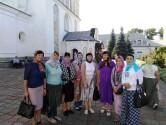 Паломники из Черикова побывали в Никольском женском монастыре г.Могилева