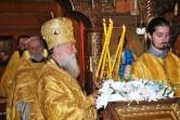 Неделя 14-я по Пятидесятнице. Архиерейское служение