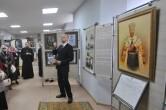 В Мстиславле открыта выставка о Царственных мучениках «Царская Семья. Восхождение»