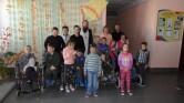 Молебны об учащихся совершили в учреждениях образования и социальной опеки Мстиславля