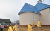 В Белыничском районе освятили новый храм