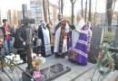 Архиепископ Софроний совершил панихиду на Воскресенском кладбище